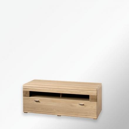 Dubová Skrinka Pod Tv - 1258