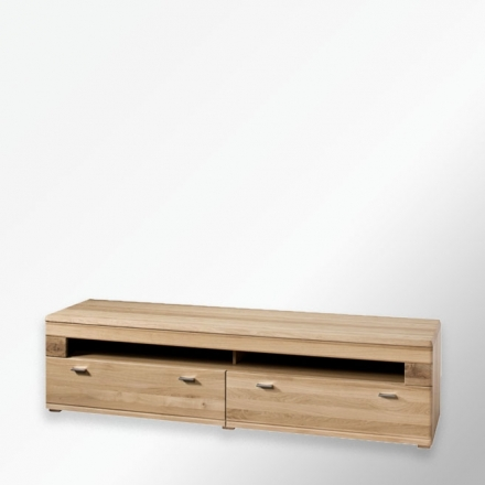 Dubová Skrinka Pod Tv - 1259