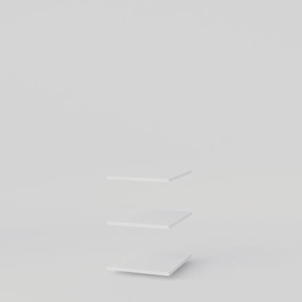 Polička Do Bielej Skrine - 4705