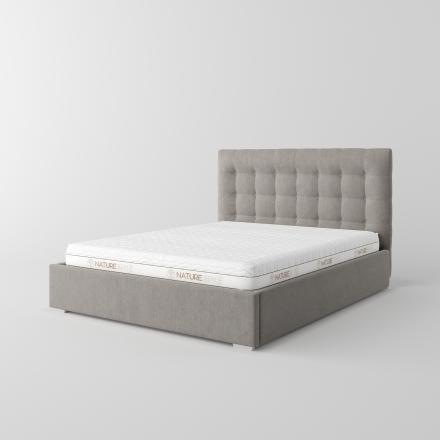 Manželská čalúnená posteľ - 5978