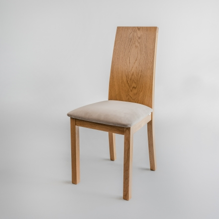 Drevená stolička Velvet - 8614