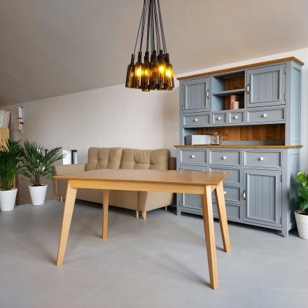 Kuchynský stôl masív - 8672