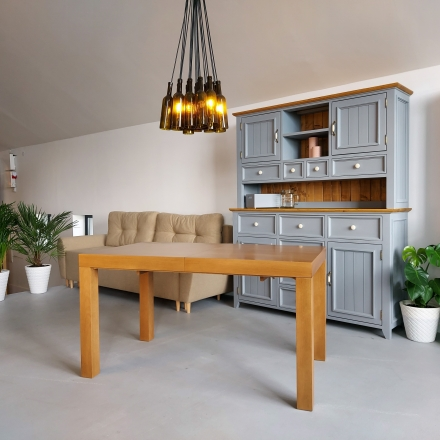 Jedálenský stôl masív - 8714